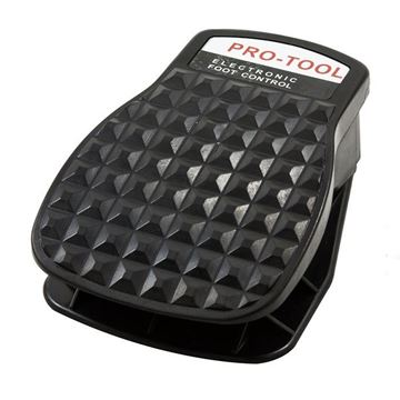 black control pedal for nail drill