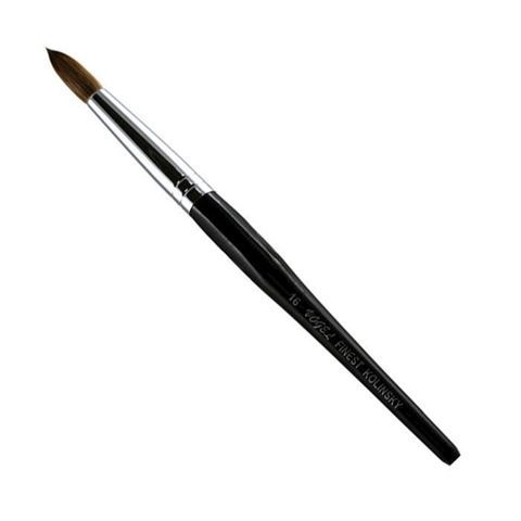 vogel nail brush on white background