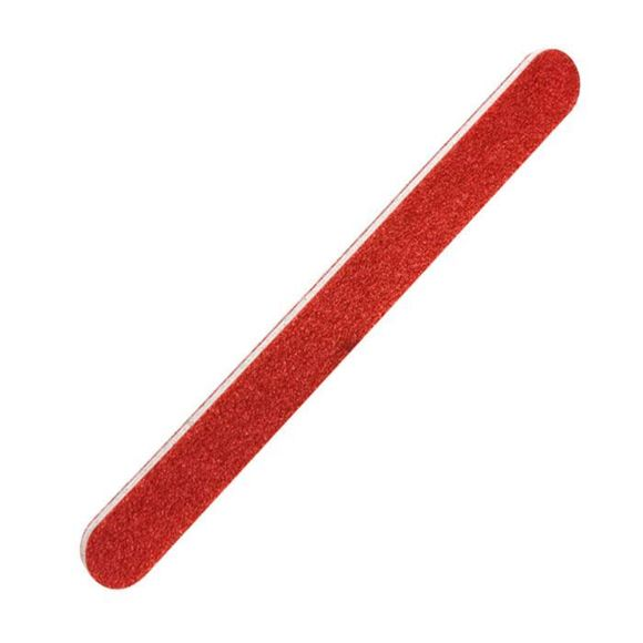 red nail file