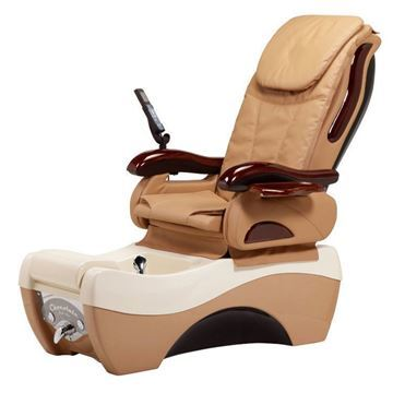 cappuccino spa chair