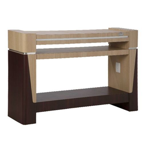 rosewood laminate dryer table