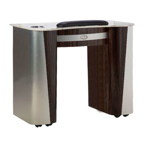 aluminum nail table