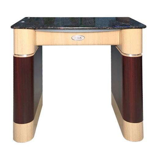 rosewood color nail table