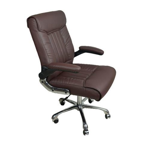 chocolate salon customer chair