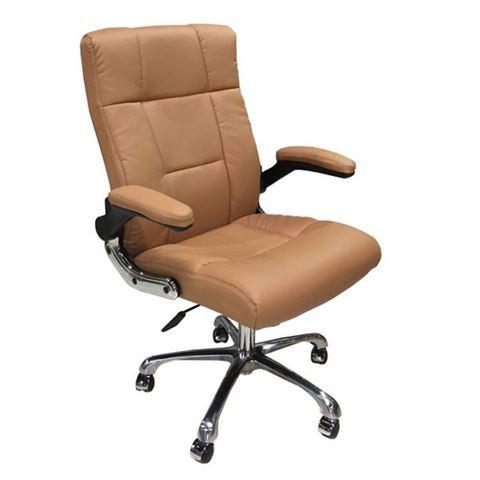 cappuccino salon guest chair