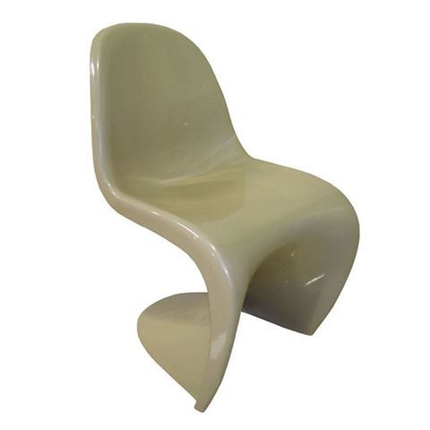 coffee plastic waiting chair