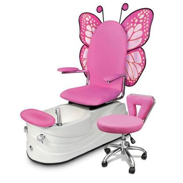 Picture of Gulfstream Mariposa 4 Kid Pedicure Chair