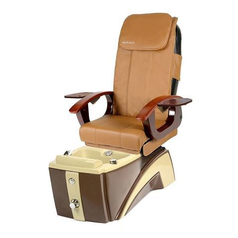 cappuccino Arrojo pedicure spa chair