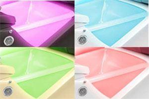 Aurora LED Color-Changing Bowl