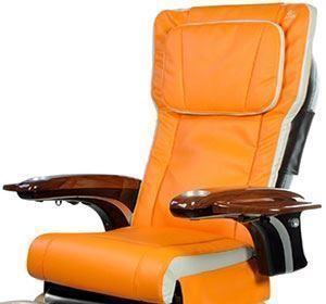 Orange & Ivory