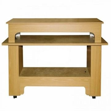 oak laminate Classic Dual quick dry table