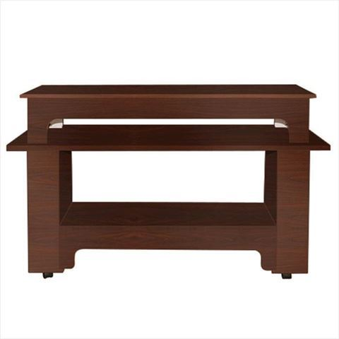 mahogany laminate ANS Classic Quad Quick Dry Table