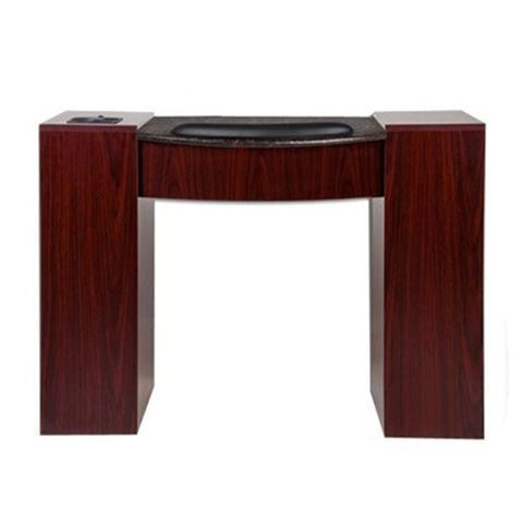 mahogany Classic manicure table