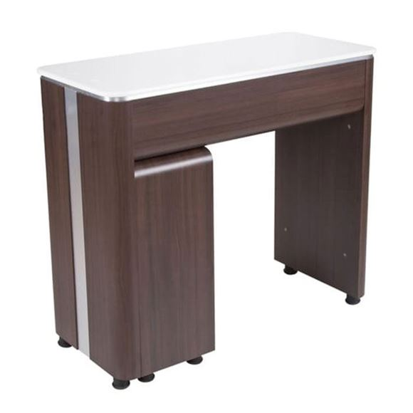 front view of Lexor VM310 Modern Manicure Table