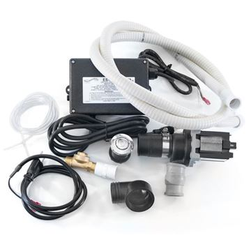 Gulfstream GS4008 pump kit includes drain pump, air hose, drain hose and all required couplings