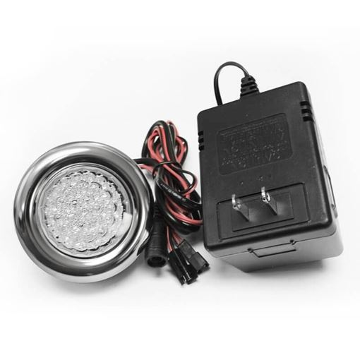 Gulfstream GS3300 mood light kit with LED bulb and AC adapter
