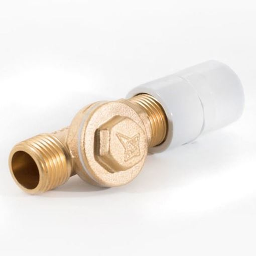 1/2 inch diameter brass GS4150 check valve