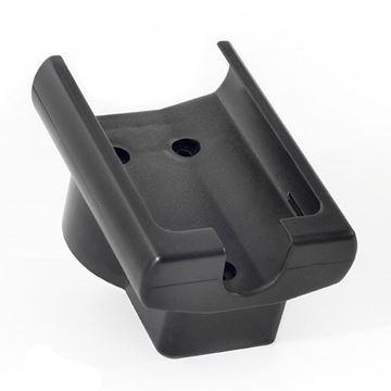 black GS8018-02 – 9620 remote control holder for Gulfstream massage chair model 9620