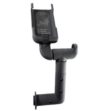 black plastic adjustable Gulfstream GS8019 – 9600 remote holder