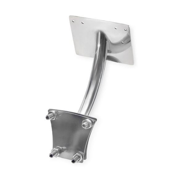 stainless steel Gulfstream GS2003 footrest bracket