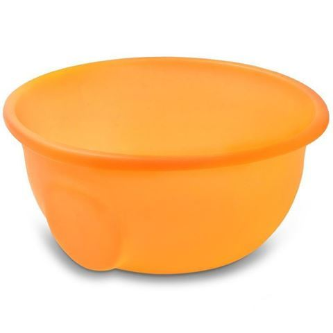 Orange Gulfstream GS5010 pedi plastic bowl