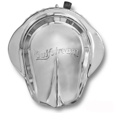 chrome finished Gulfstream GS3125-01 stingray cover