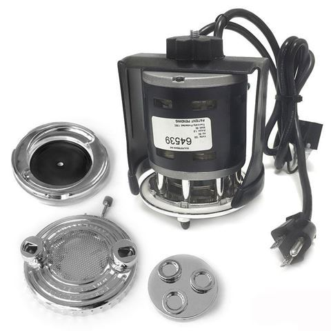 Gulfstream GS3000-01  clean jet max kit includes motor, impeller and chrome cover