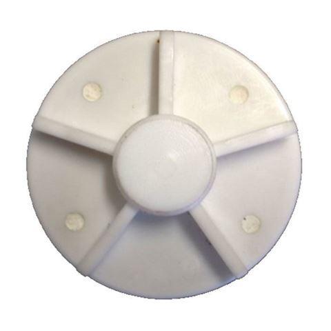white EZ Jet magnetic impeller