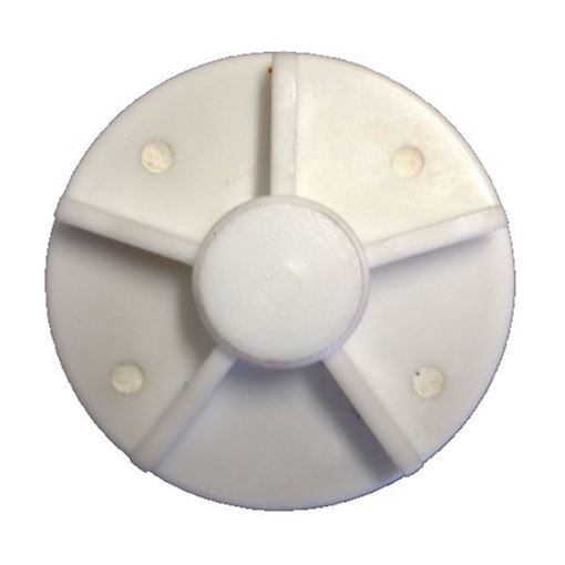 white EZ Jet magnetic impeller