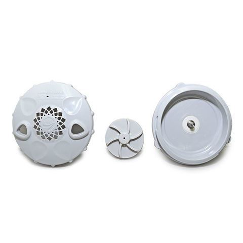 three piece Ecojet front housing set