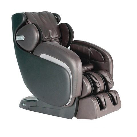 brown color Apex AP-Pro Ultra massage chair