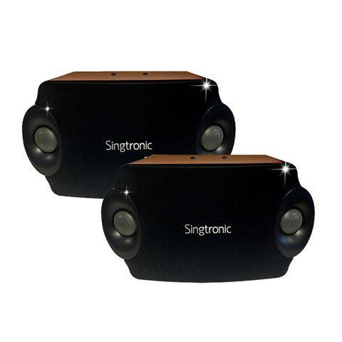 Cherry color Singtronic KS-1500 1000 watt karaoke speaker