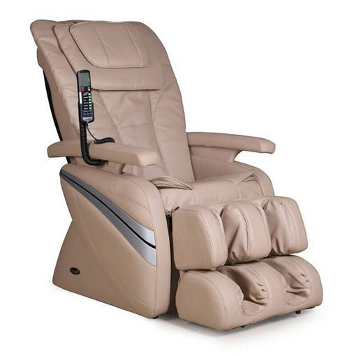 Osaki OS-1000 Deluxe Massage Chair Cream Color