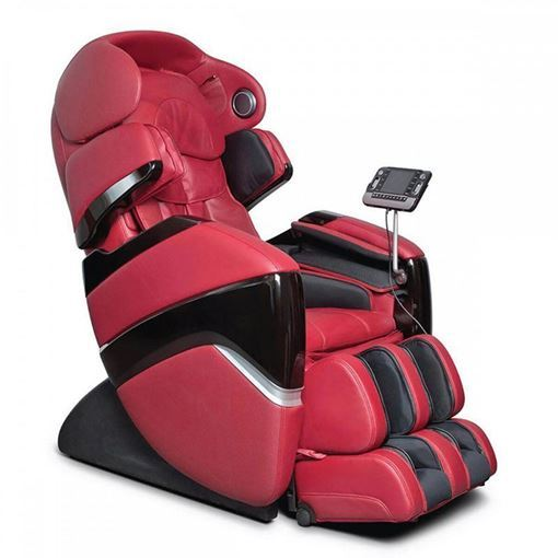 Osaki OS-3D Pro Cyber Massage Chair Red Color