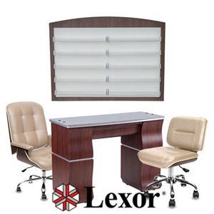 Show products from collection Lexor Salon Furniture