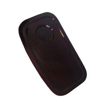 dark wood manicure tray for Pedispa Of America chair 222