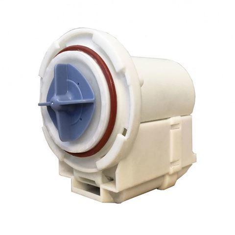 Lexor Pureflo motor with impeller in white color