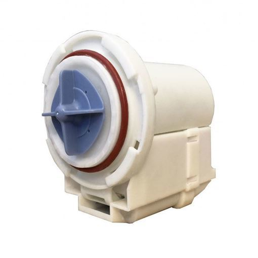 Lexor Pureflo motor with impeller in white color
