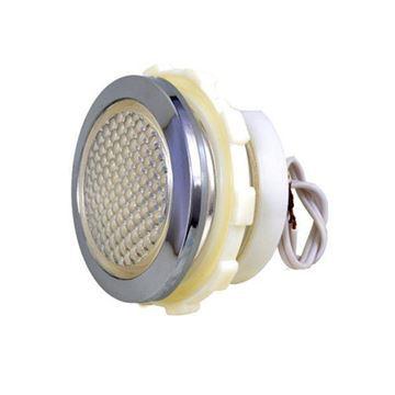 Lexor LED light set for pedicure spa, pvc material with chrome polish