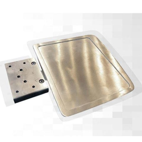 Human Touch HT-138 Inox Manicure Tray