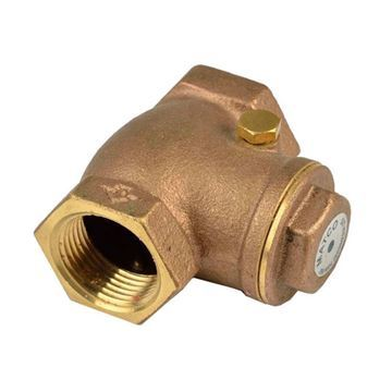 "ANS 3/4"" check valve, made of brass for pedicure spa"