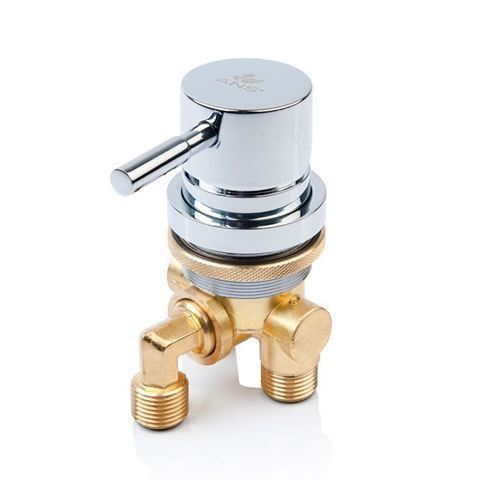 ANS Single Lever 3-Way Faucet