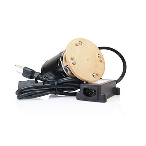 ANS magnetic motor with power supply and front housing