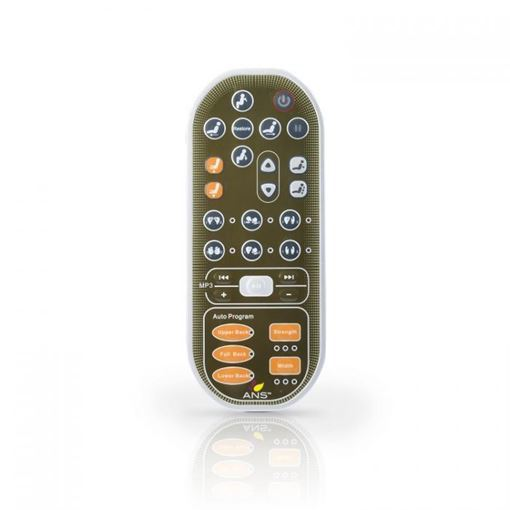 Picture of ANS P20 Remote Control Overlay