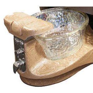 Cappuccino & Crystal Bowl