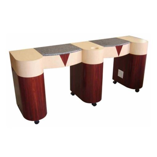 Picture of BSF NT-4210 Double Manicure Table