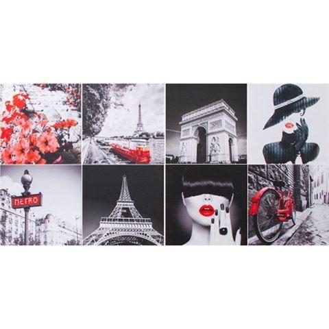 Hình ảnh Bộ Tranh Treo Tường LX17.2-Paris