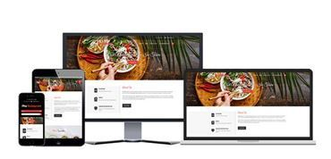 Picture for category Restaurant Website Design