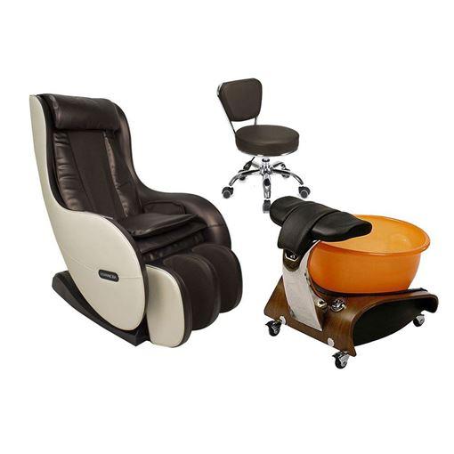 Hình ảnh Bộ Ghế Massage Sogo & Mini Lavender