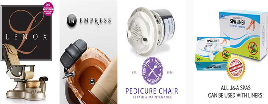 Need Luxury Pedicure Units? Make Sure You Get Them From J&A!